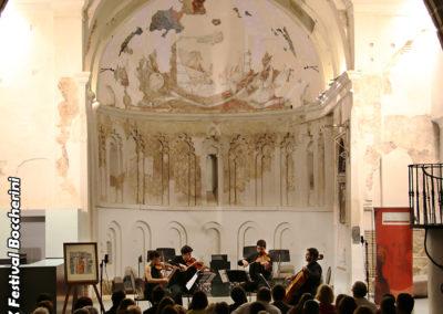 """Concierto """"Cuarteto Galdós"""" en Talavera de la Reina"""
