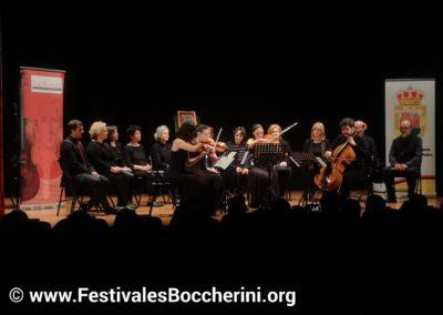Concierto Cuarteto y Coro