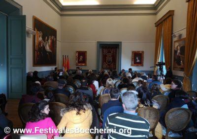Concierto de Presentación - Dúo Boccherini