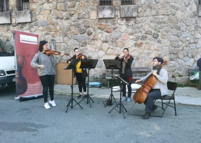 Música en el Mercado