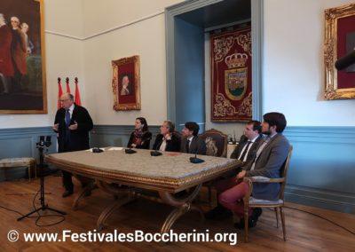 Presentación J. Antonio Boccherini