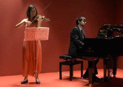 Conde Duque - Mario Mora, pianista